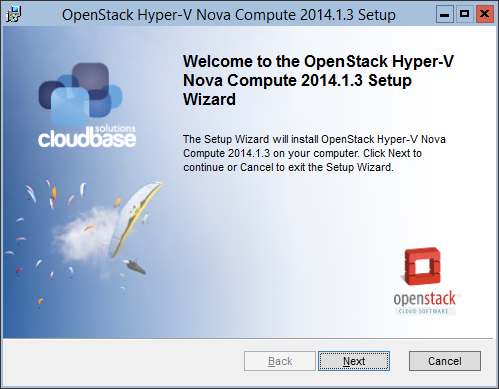 OpenStack Hyper-V Compute - Cloudbase Solutions